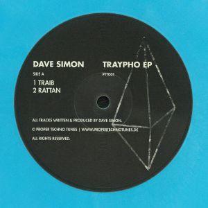 SIMON, Dave - Traypho EP