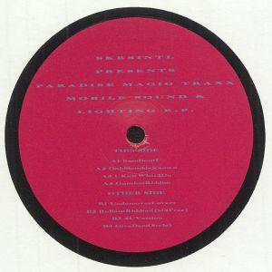 SKRS - Paradise Magic Traxx: Mobile Sound & Lighting EP