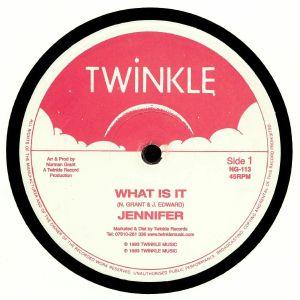JENNIFER - What Is It