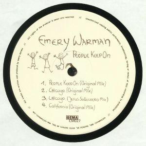WARMAN, Emery - People Keep On