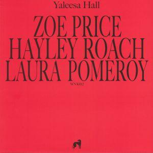 HALL, Yaleesa - Zoe Hayley Laura