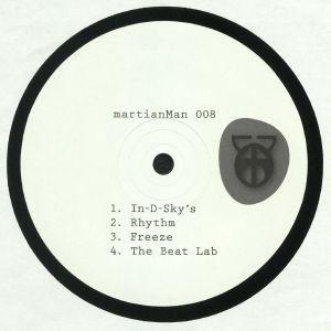 MARTIANMAN - MartianMan 008