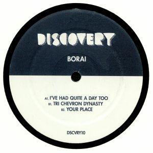 BORAI - I've Had Quite A Day Too