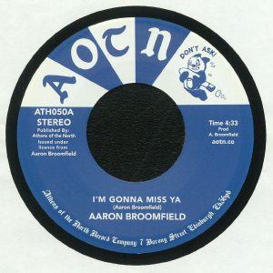 BROOMFIELD, Aaron/BROOMFIELD CORPORATE JAM - I'm Gonna Miss Ya