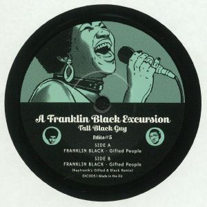 TALL BLACK GUY - A Franklin Black Excursion