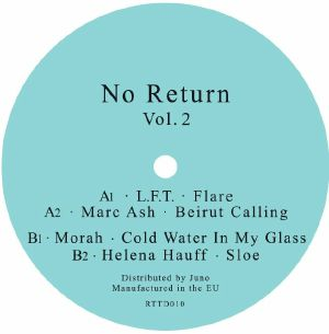 LFT/MARC ASH/MORAH/HELENA HAUFF - No Return Vol 2