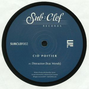POITIER, Cid feat WENDS - Distraction