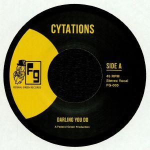 CYTATIONS - Darling You Do