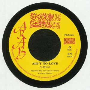 BROWN, Al/SKIN FLESH & BONES - Ain't No Love (reissue)