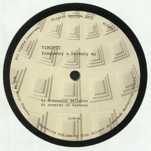 TIMOFTI - Frequency & Harmony EP