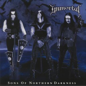 IMMORTAL - Sons Of Northern Darkness (reissue)
