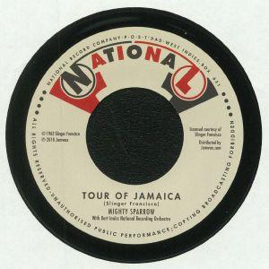 MIGHTY SPARROW - Tour Of Jamaica (reissue)