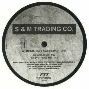 S & M TRADING CO - Metal Surface Repair 9'44