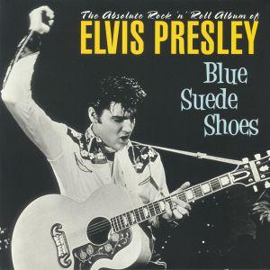 PRESLEY, Elvis - Blue Suede Shoes (reissue)