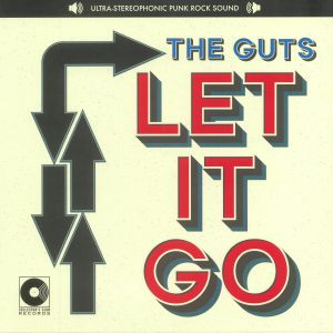 GUTS, The - Let It Go (reissue)