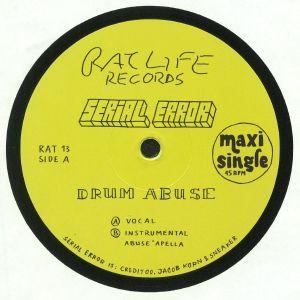 SERIAL ERROR - Drum Abuse