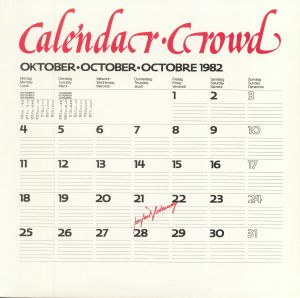 CALENDAR CROWD - Perfect Hideaway (reissue)