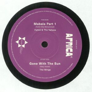 FATHILI & THE YAHOOS/THE WINGS - Mabala Part 1