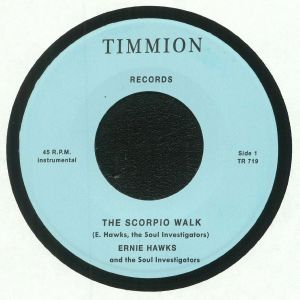 HAWKS, Ernie/THE SOUL INVESTIGATORS - The Scorpio Walk