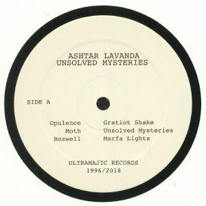 LAVANDA, Ashtar - Unsolved Mysteries