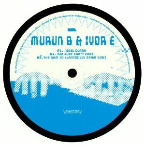 MURUN B/IVOR E - Murun & Ivor