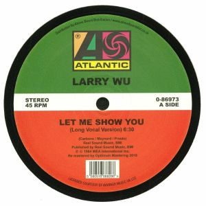 WU, Larry - Let Me Show You (reissue)