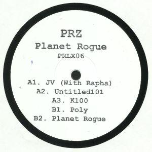 PRZ - Planet Rogue