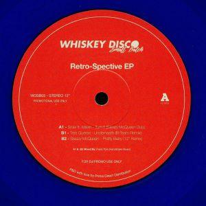 SNAX feat MAVIN/TRES GUEROS/SLEAZY McQUEEN - Retro Spective EP