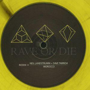 LANDSTRUMM, Neil/DAVE TARRIDA/UMWELT - Rave Or Die 09