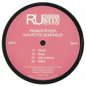 ROGER, Franck - Aux Petits Oignons EP