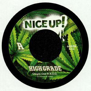 ORIGIN ONE feat KOG - High Grade