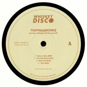 THATMANMONKZ - Rumblin' Through Your Function EP