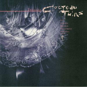 COCTEAU TWINS - Treasure (reissue)
