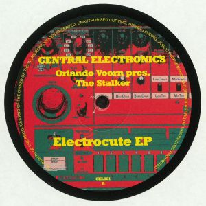 VOORN, Orlando presents THE STALKER - Electrocute EP