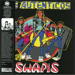 LOS SHAPIS - Los Autenticos (reissue)