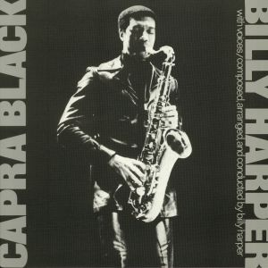 HARPER, Billy - Capra Black (remastered)