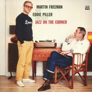 Martin Freeman / Eddie Piller / Various - Jazz On The Corner
