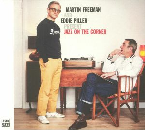 FREEMAN, Martin/EDDIE PILLER/VARIOUS - Jazz On The Corner