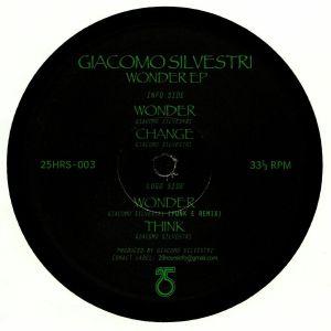 SILVESTRI, Giacomo - Wonder EP