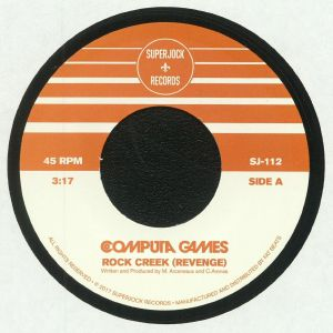 COMPUTA GAMES - Rock Creek (Revenge)