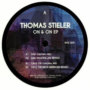 STIELER, Thomas - On & On EP