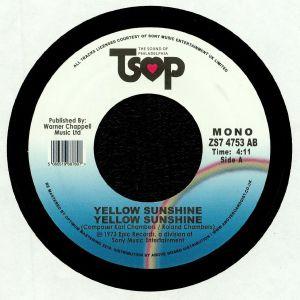 YELLOW SUNSHINE - Yellow Sunshine (remastered)