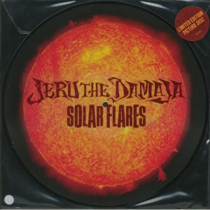 JERU THE DAMAJA - Solar Flares (reissue)