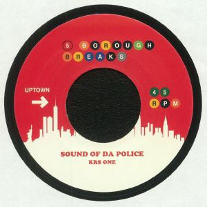 KRS ONE/SLY & THE FAMILY STONE - Sound Of Da Police