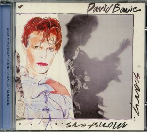 BOWIE, David - Scary Monsters (& Super Creeps) (reissue)