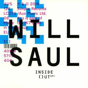 SAUL, Will/KOMON/GERD/JUXTA POSITION/PRIMITIVE TRUST - Inside Out EP 1