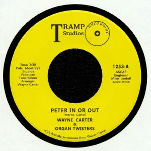 CARTER, Wayne/ORGAN TWISTERS - Peter In Or Out