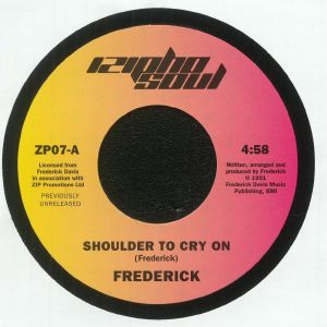 FREDERICK - Shoulder To Cry On