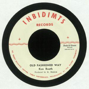 BOOTH, Ken/EARL BAILEY - Old Fashioned Way