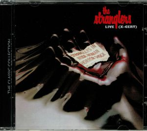 STRANGLERS, The - Live (X Cert) (reissue)